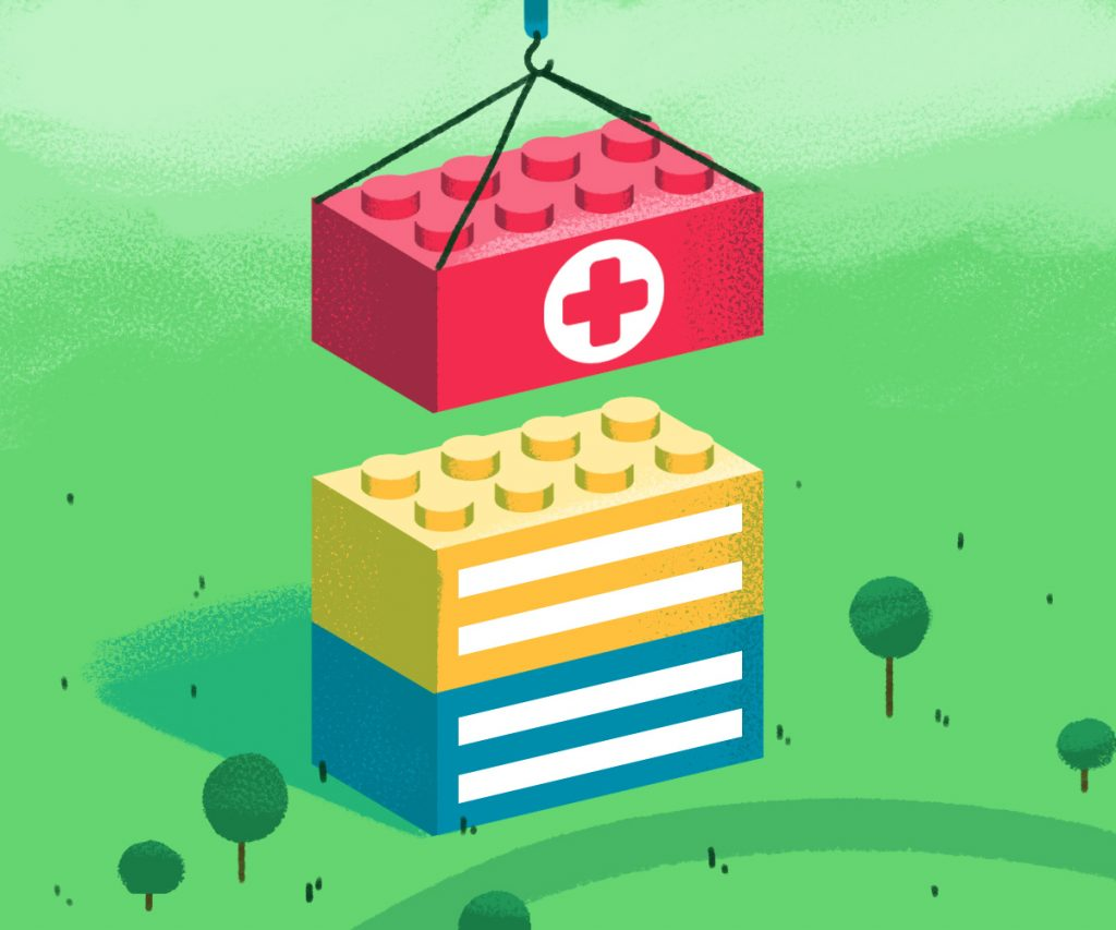 hospital being built